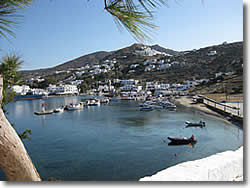 Cyclades - Ios island