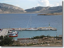 Cyclades - Koufonissia port