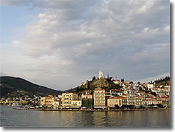Saronic Golf - Poros island