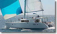 catamarans and sailing boat rentals in Greece