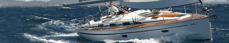 sailing boat rental in Greece